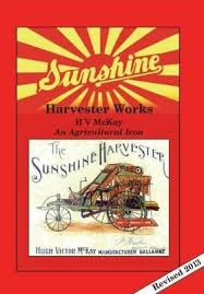 sunshine harvester sign